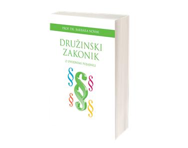 knjiga - Družinski zakonik