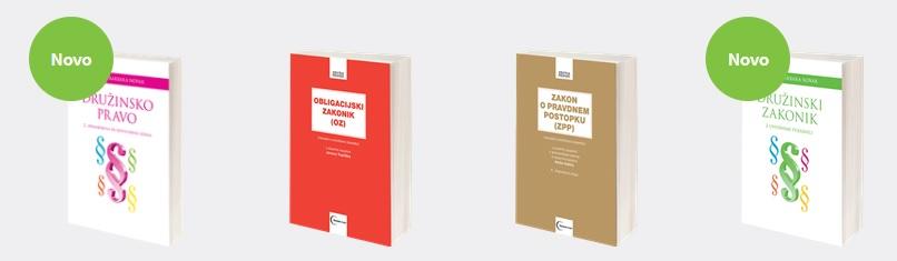 prodaja pravne literature