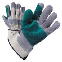Podložene usnjene delovne rokavice