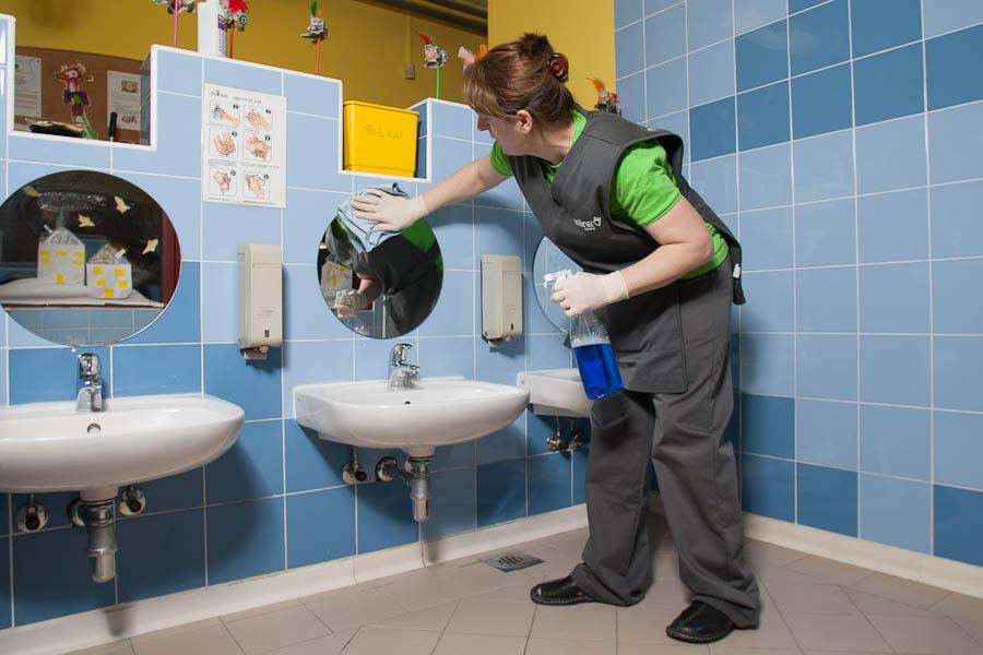 Normativi za čiščenje poslovnih prostorov Ljubljana