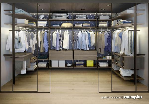 vodila za vgradne garderobne omare