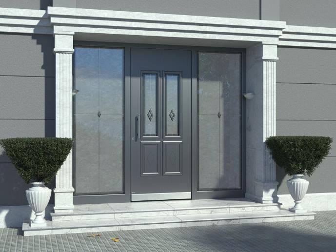 vhodna vrata za hiše in stanovanja