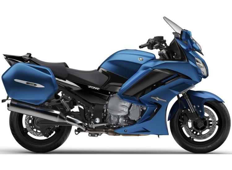 Yamaha FJR 1300 tehnični podatki in opis