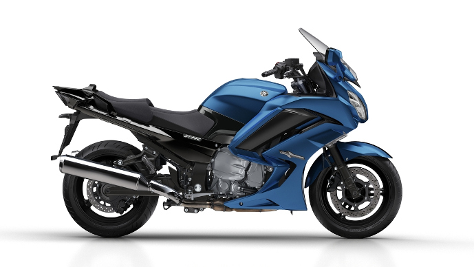 Yamaha fjr 1300 tehnični podatki (test)