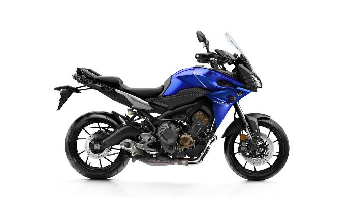 Yamaha tracer 900 test (tehnični podatki)