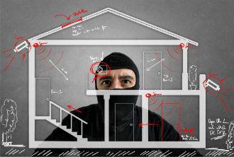 Protivlomno varovanje in alarmni sistemi