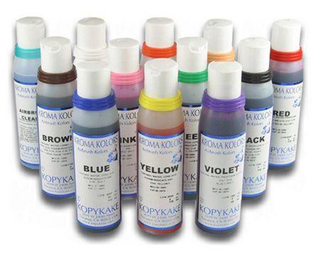 Živilske barve
