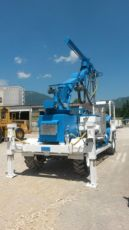 Used but overhauled Meyco Suprema or Potenza shotcrete machine
