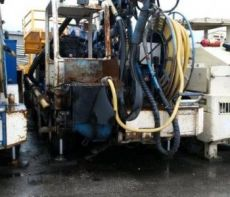 Meyco potenza shotcrete machine for sale – don't miss out!